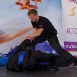 AMW_Choy Lee Fut Polska_Festiwal Marzeń Dziecięcych - pokaz grupy Choy Lee Fut Kung Fu - Bartosz Oramus oraz Jakub Leszczyński - techniki samoobrony