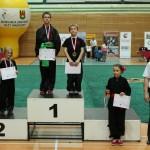 AMW_Choy Lee Fut Polska_Puchar Polski Wushu _dekoracja medalowa_Filip Czernecki