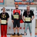 AMW_Choy Lee Fut Polska_Puchar Polski Wushu 2011_instruktor Krzysztof Rodek_dekoracja medalowa