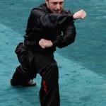 Instruktor Krzysztof Rodek - forma ręczna