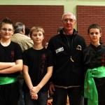 AMW_Choy Lee Fut Polska_Puchar Polski Wushu_Sifu Grzegorz Ciembroniewicz oraz młodzi wojownicy