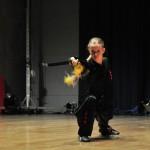 AMW_Choy Lee Fut Polska_Obchody Chińskiego Nowego Roku - Audiorium Maximum UJ - pokaz  Kung Fu