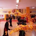 AMW_Choy Lee Fut Polska_Obchody Chińskiego Nowego Roku -  Centrum Choy Lee Fut - taniec  smoka