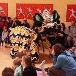 AMW_Choy Lee Fut Polska_Obchody Chińskiego Nowego Roku -  Centrum Choy Lee Fut - taniec lwa