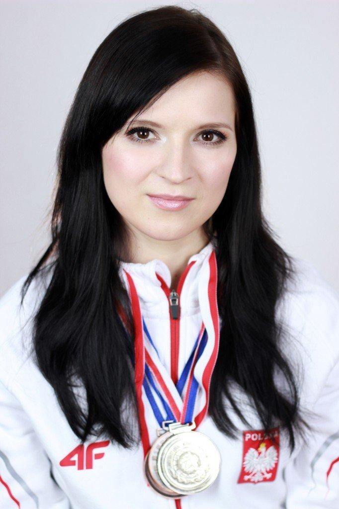 Ewa Ciembroniewicz - członek Kadry Polski  PZWS