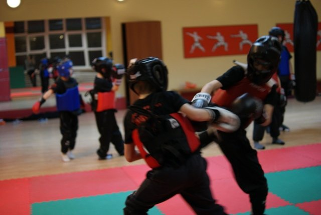 AMW_Choy Lee Fut Polska_trening walk qingda/samoobrona