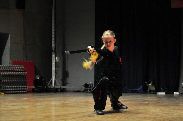 AMW_obchody chińskiego nowego roku_auditorium maximum_pokaz grupy uczniów choy lee fut polska1