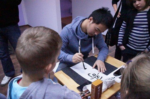 AMW_obchody chińskiego nowego roku_centrum choy lee fut polska_nauka kaligrafii chińskiej