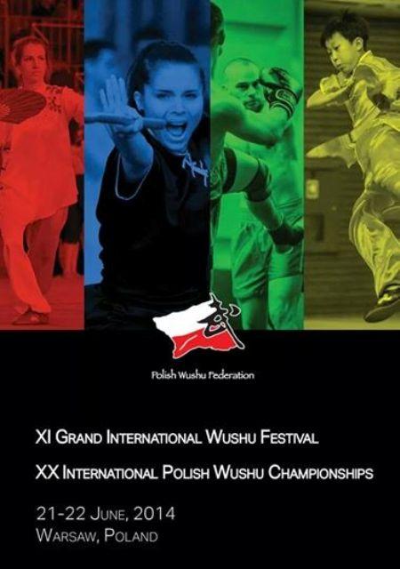 Międzynarodowe Mistrzostwa Polski Wushu 2014