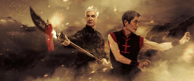Letnie obozy kung fu choy lee fut 2014