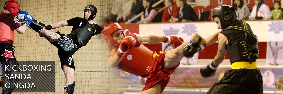 Kickboxing Sanda Qingda