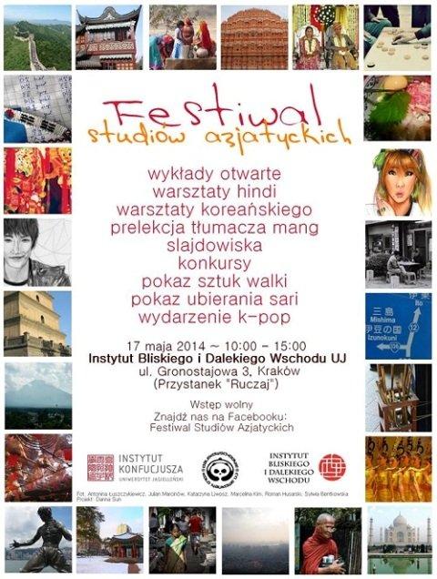 Festiwal Studiów Azjatyckich