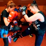 Choy Lee Fut Polska_Kickboxing_obóz Brenna2014_1
