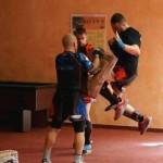 Choy Lee Fut Polska_Kickboxing_obóz Brenna2014_2