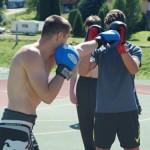 Choy Lee Fut Polska_Kickboxing_obóz Brenna2014_4