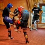 Choy Lee Fut Polska_Kickboxing_obóz Brenna2014_7