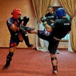 Choy Lee Fut Polska_Kickboxing_obóz Brenna2014_8
