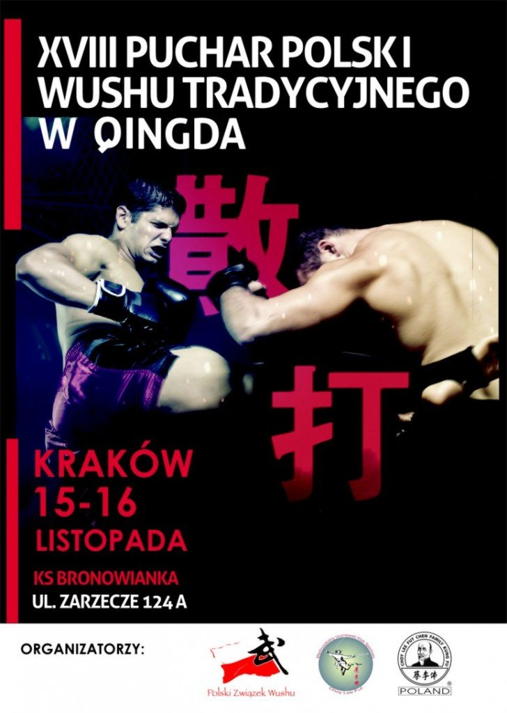 Puchar Polski Wushu