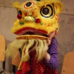 Chiński Rok Owcy - Auditorium Maximum UJ - warsztaty tańca lwa dla dzieci