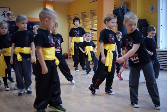 Akademia Młodego Wojownika Choy Lee Fut Polska_marcowa sesja egzaminacyjna na wyższe stopnie kung fu_2015