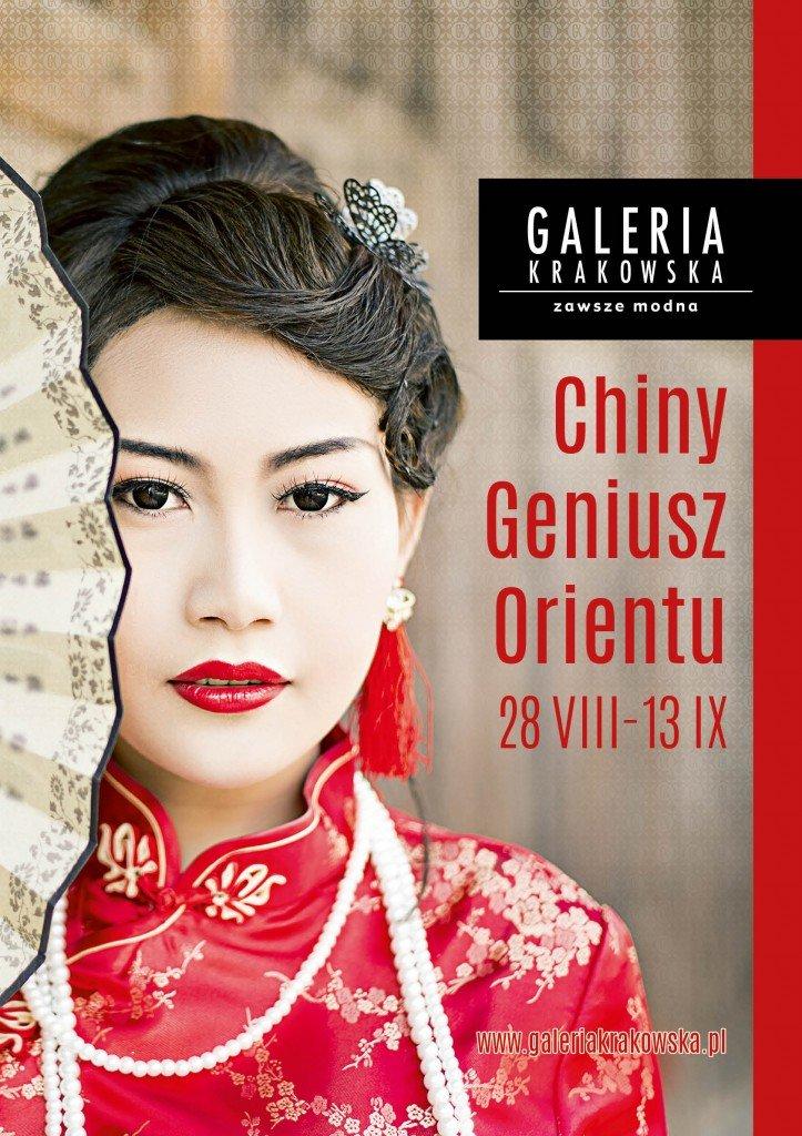 Chiny Geniusz Orientu