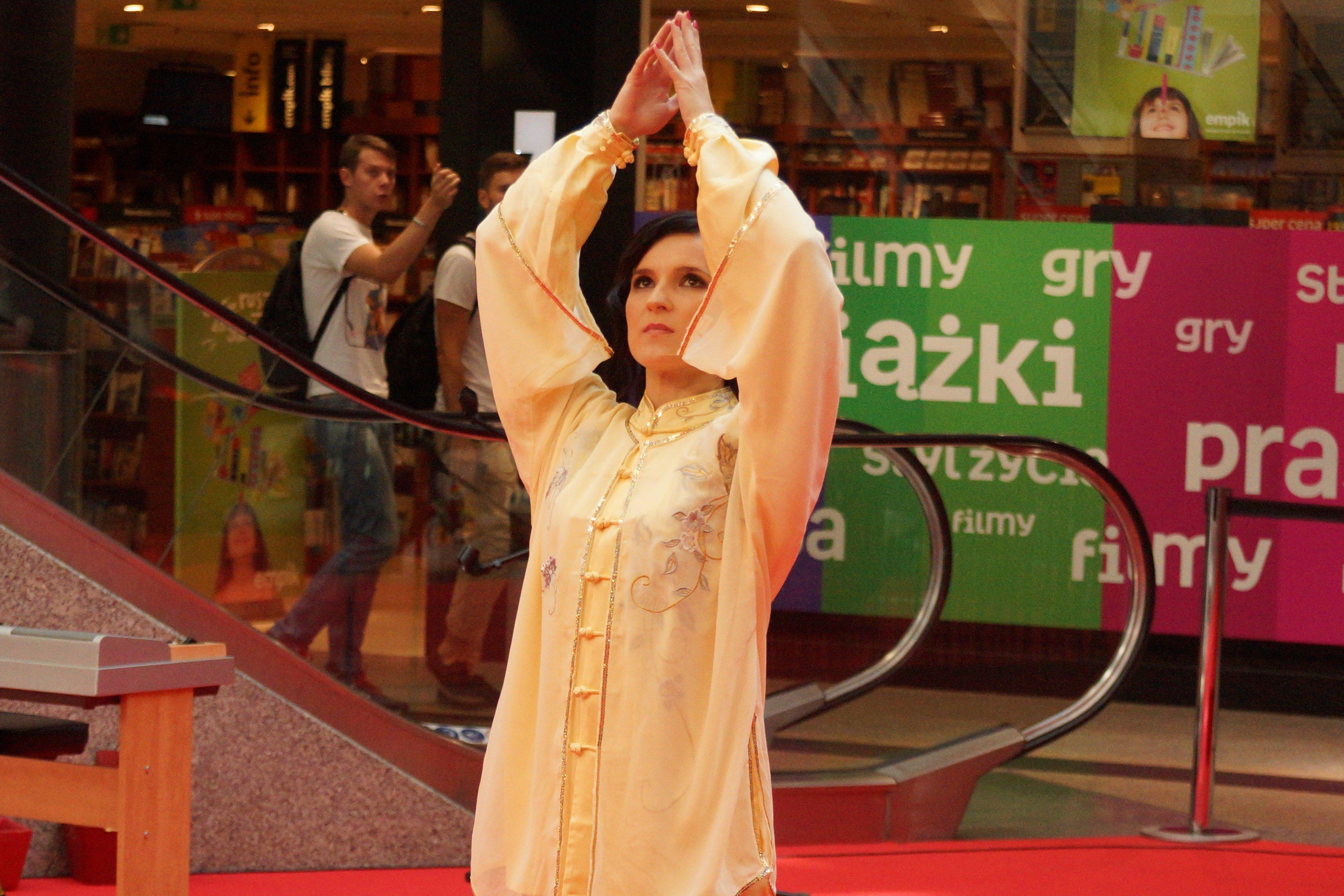 Chiny Geniusz Orientu 28-29.08.2015 Galeria Krakowska