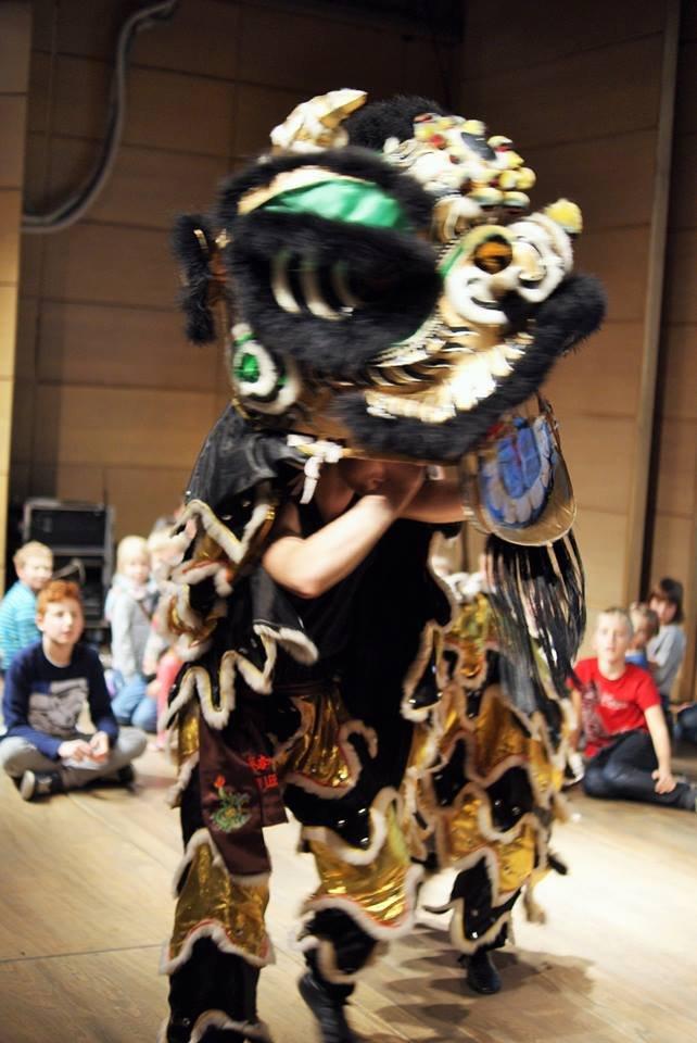 Dzień Chiński w Muzeum Sztuki i Techniki Japońskiej Manggha