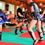 Letni Obóz Kickboxingu - Zawoja 2016