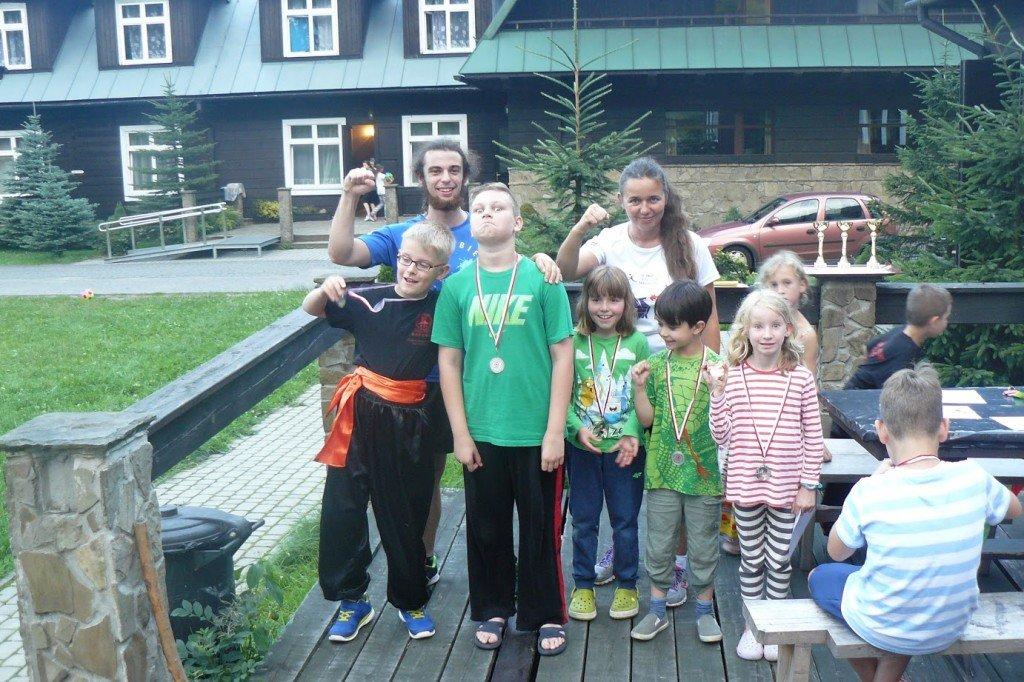 II miejsce drużyna