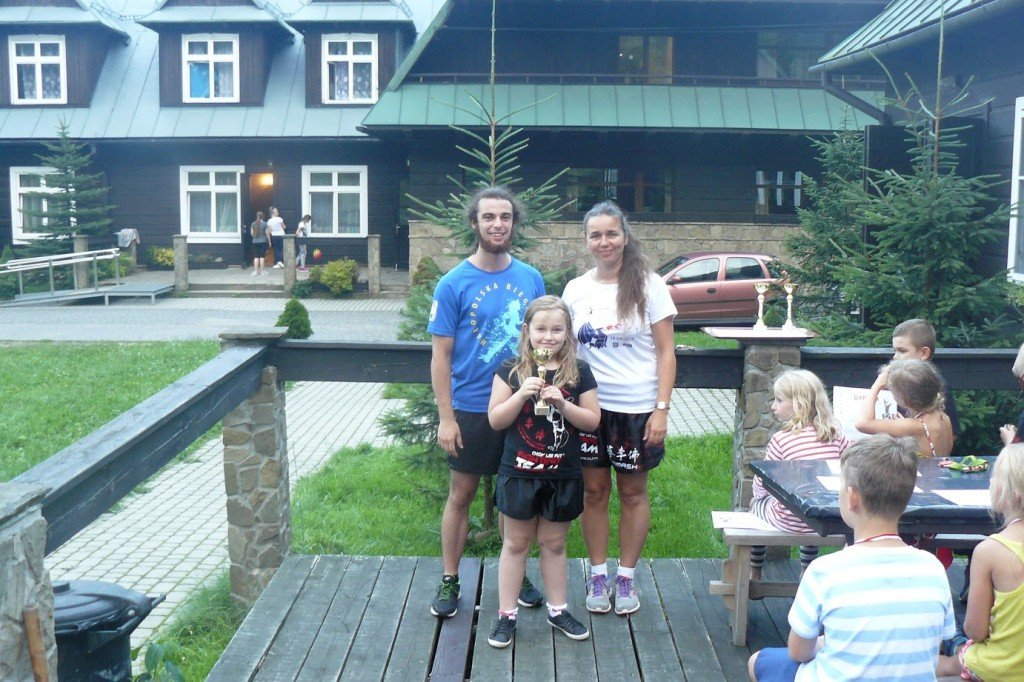 Wojownik obozu I Michalina